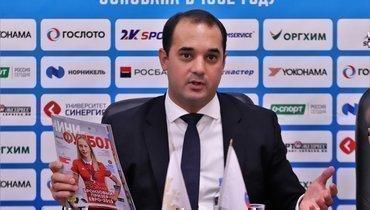 Эмиль Алиев: «Развитие футзала встране идет полным ходом»