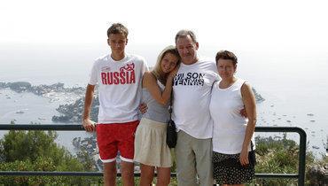 Даниил Медведев. Уникальное интервью родителей чемпиона