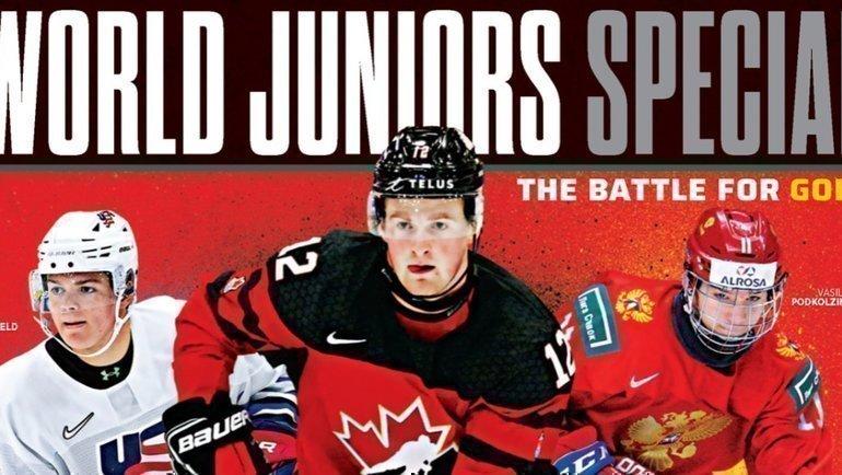 The Hockey News.