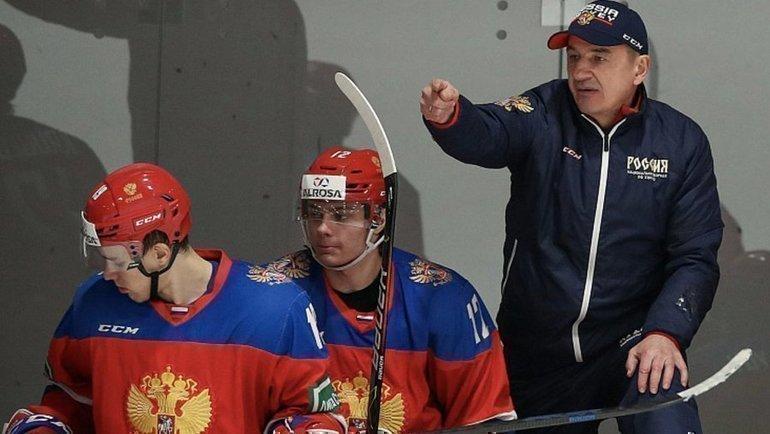 Россия начинает МЧМ-2020 вЧехии матчем схозяевами. Фото ФХР