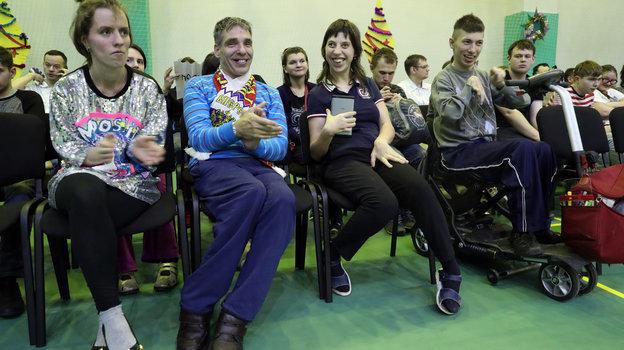 """Мощная поддержка хозяев. Фото Федор Успенский, """"СЭ"""""""