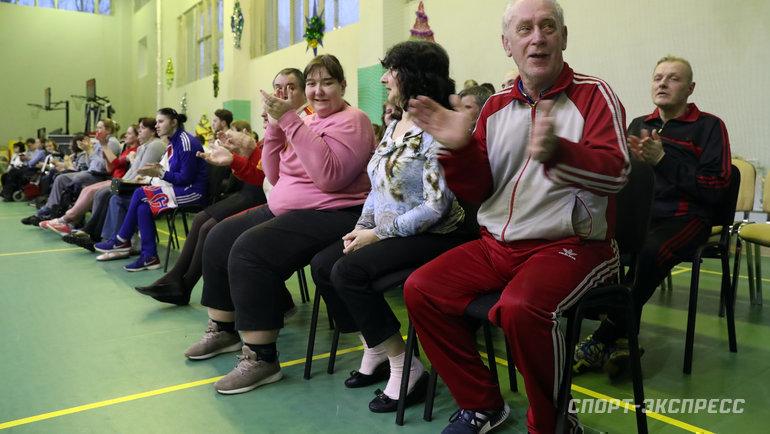 """Болельщики остались довольны. Фото Федор Успенский, """"СЭ"""""""