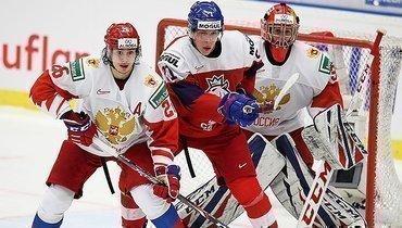 Чехия U20— Россия U20— 4:3.