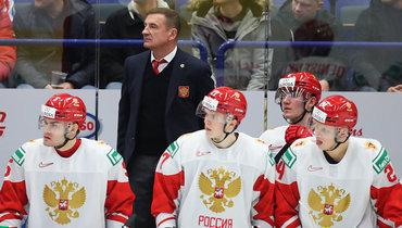 МЧМ: сборная России непровалилась, ноесть претензии клидерам