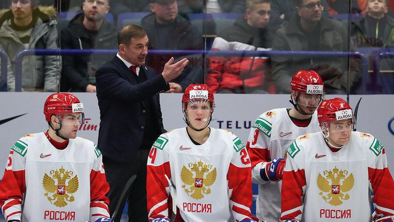 27декабря. Чехия U20— Россия U20— 4:3. Фото ФХР