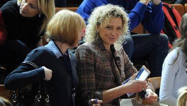Марина Купцова вышла изсостава президиума Всероссийской федерации легкой атлетики.