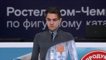 Антон Шулепов.