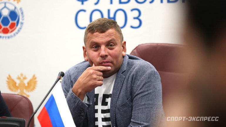 Александр Егоров остался без работы. Фото Федор Успенский, «СЭ» / Canon EOS-1D X Mark II