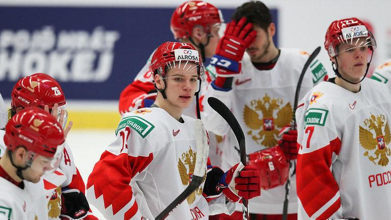 Сегодня сборная России сыграет сКанадой наМЧМ-2020. Фото ФХР