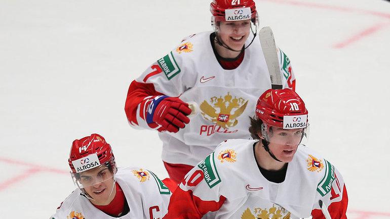 Российская Федерация  одолела  Канаду сразгромным счетом— Исторический матч