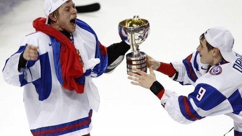 Владимир Тарасенко иДмитрий Орлов. Фото Reuters