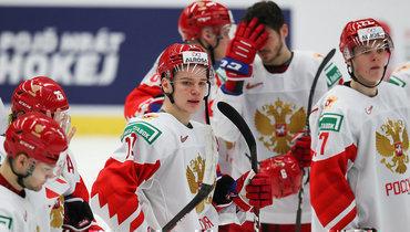Сборная России может остаться без плей-офф МЧМ.