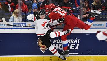 28декабря. Острава. Россия— Канада— 6:0.