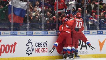 28декабря. Острава. Россия— Канада— 6:0. Россияне нанесли канадцам самое крупное поражение вистории МЧМ.