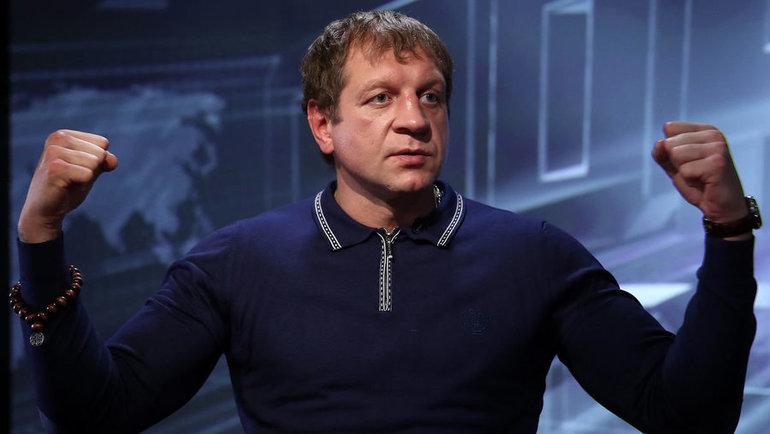 Александр Емельяненко. Фото «СЭ» / Canon EOS-1D X Mark II