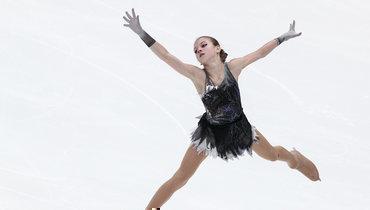 Александра Трусова.