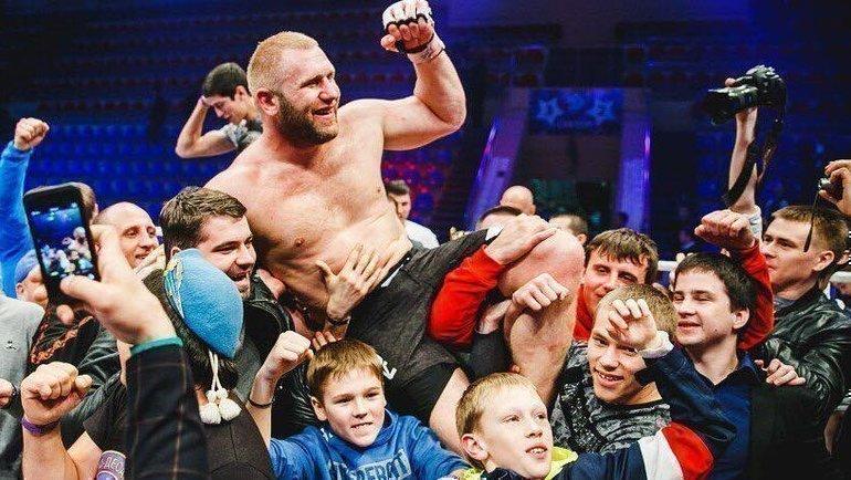 Сергей Харитонов. Фото instagram.com