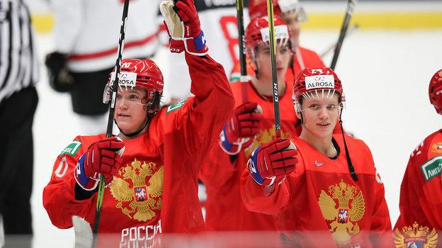 Сегодня Россия сыграет соШвейцарией вчетвертьфинале МЧМ-2020. Важно— невляпаться висторию. Фото ФХР