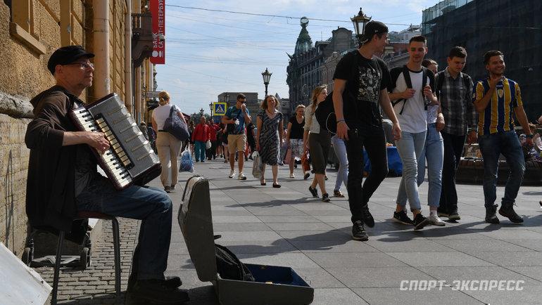 "Невский проспект. Фото Александр Федоров, ""СЭ"""
