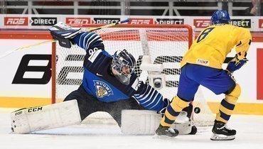 Швеция или Финляндия— скем-то изэтих соперников сыграет Россия вполуфинале МЧМ-2020.