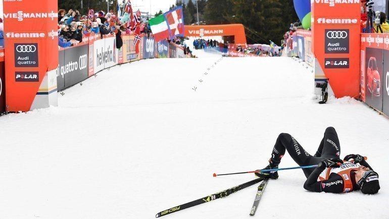 """""""Тур де ски"""": кто будет первым в этом сезоне многодневки? Фото AFP"""