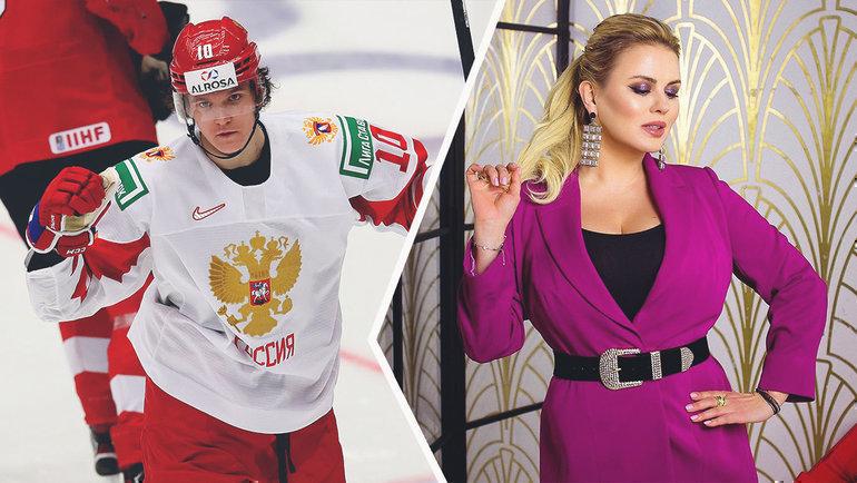 Дмитрий Воронков иАнна Семенович.