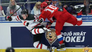 Россия сыграет сКанадой вфинале МЧМ.