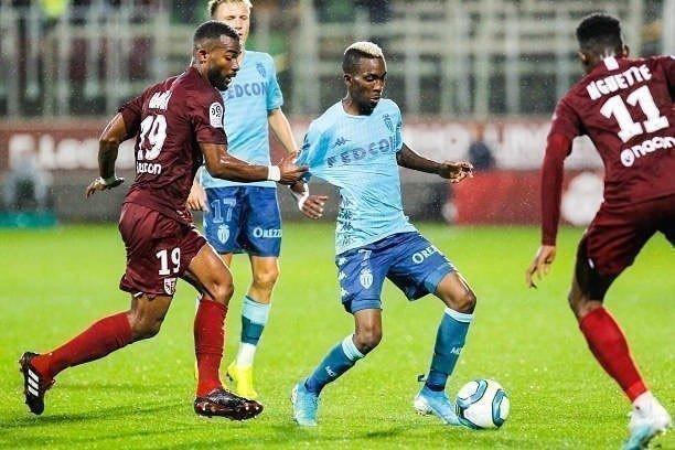 «Галатасарай» объявил обаренде нападающего «Монако» Хенри Оньекуру. Фото instagram.com