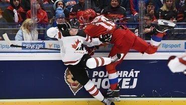 Финал МЧМ Канада— Россия. Мнение Вайсфельда