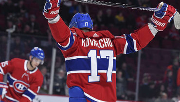 7января. Монреаль. «Монреаль»— «Виннипег»— 2:3. Илья Ковальчук.