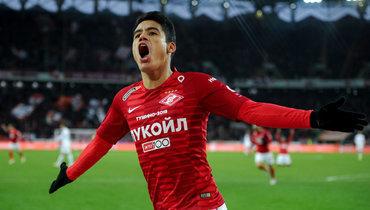 Мельгарехо сообщил, что «Спартак» готов подписать сним новый контракт