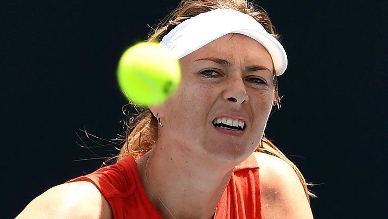 Мария Шарапова. Фото AFP., AFP
