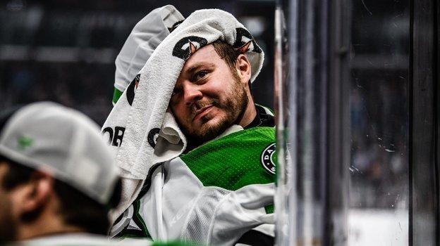 Как играет российский голкипер Далласа Антон Худобин, интервью хоккеиста иего тренера