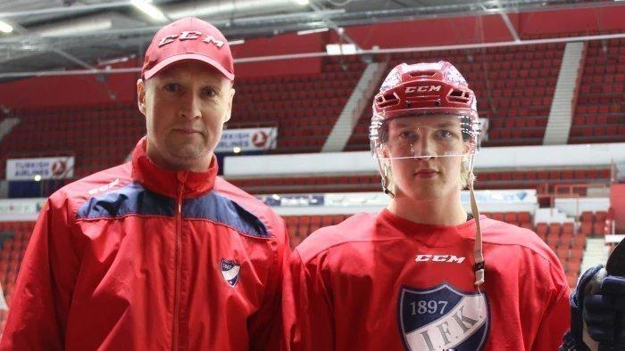 Ян и Антон Лунделлы. Фото Bild