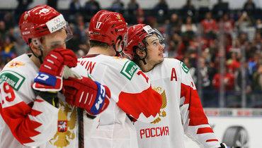 Сборная России проиграла Канаде (3:4) вфинала МЧМ-2020.