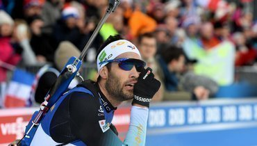 Фуркад выиграл спринт вОберхофе, Елисеев— четвертый, Логинов— пятый