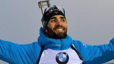 Фуркад выиграл спринт вОберхофе, Логинов иЕлисеев— близко