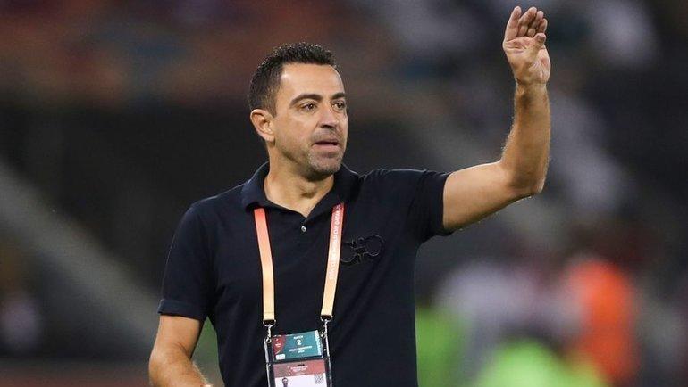 Легенда «Барселоны» Хави вконце мая 2019-го стал главным тренером катарского «Аль-Садда». Фото AFP