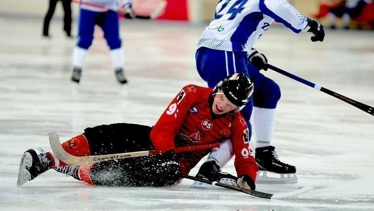 «СКА-Нефтяник» уступил первую строчку втаблице чемпионата России. Фото http://skabandy.ru/