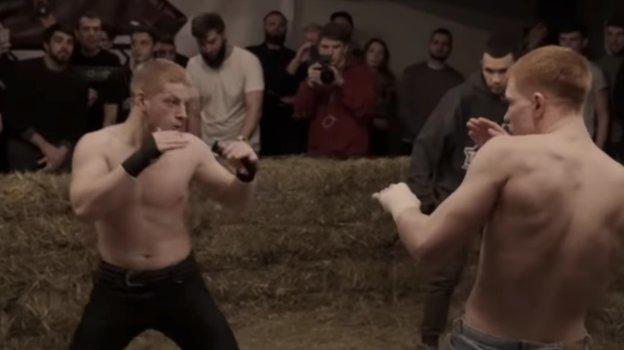 Теперь промоушен кулачных боев есть ивРоссии. Фото Instagram