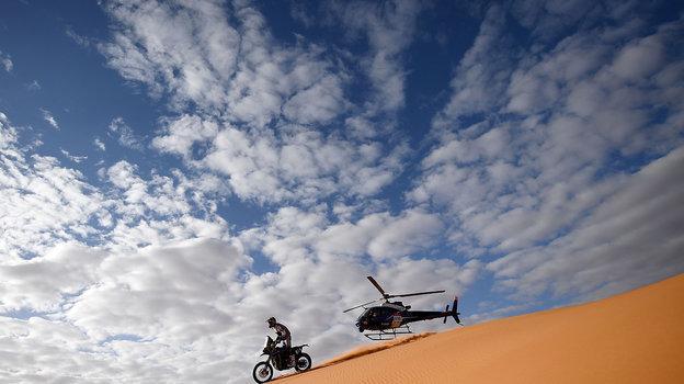 Ралли «Дакар» продолжается. Фото Reuters