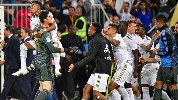 Реал— Атлетико— 0:0, пенальти— 4:1, Суперкубок Испании, финал, обзор матча