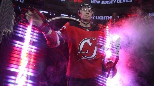 НХЛ, Нью-Джерси— Тампа-Бэй— 3:1, обзор матча, передача инезасчитанный гол Никиты Гусева