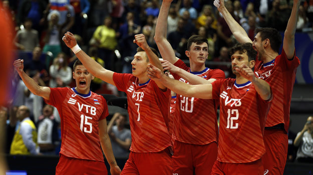 Волейбол. Скем российские сборные сыграют наОлимпиаде-2020 вТокио