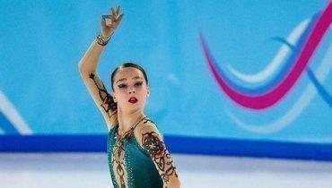 Синицына завоевала серебро вженском одиночном катании наюношеских Олимпийских играх, Фролова— бронзу