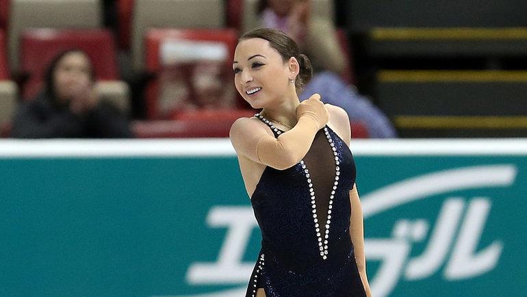 Элене Гедеванишвили. Фото AFP