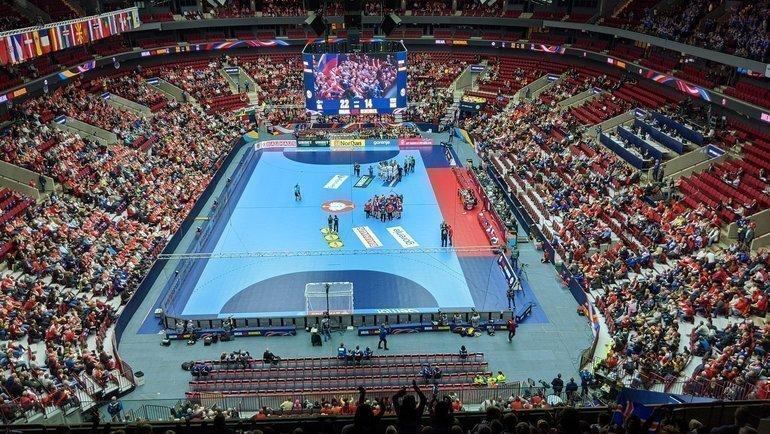 Мужская сборная России пропустит Олимпийские игры-2020. Фото ФГР, twitter.com/rushandball