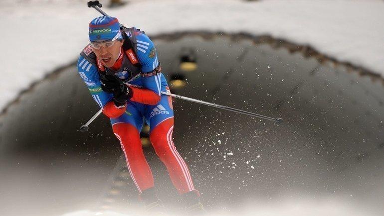 Андрей Маковеев. Фото AFP