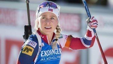 Экхофф выиграла спринт вРупольдинге, россиянки— вне топ-30
