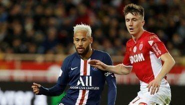 Монако— ПСЖ— 1:4, чемпионат Франции, лига 1, перенесенный матч, Головин, Мбаппе, Неймар, как отреагировали СМИ
